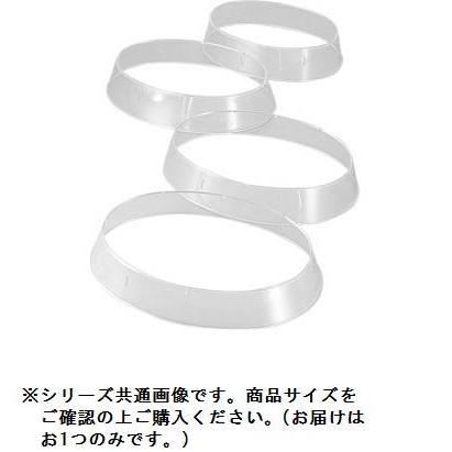 小判皿枠ポリカーボネイト W-224ポリカ 24インチ用 011522-004