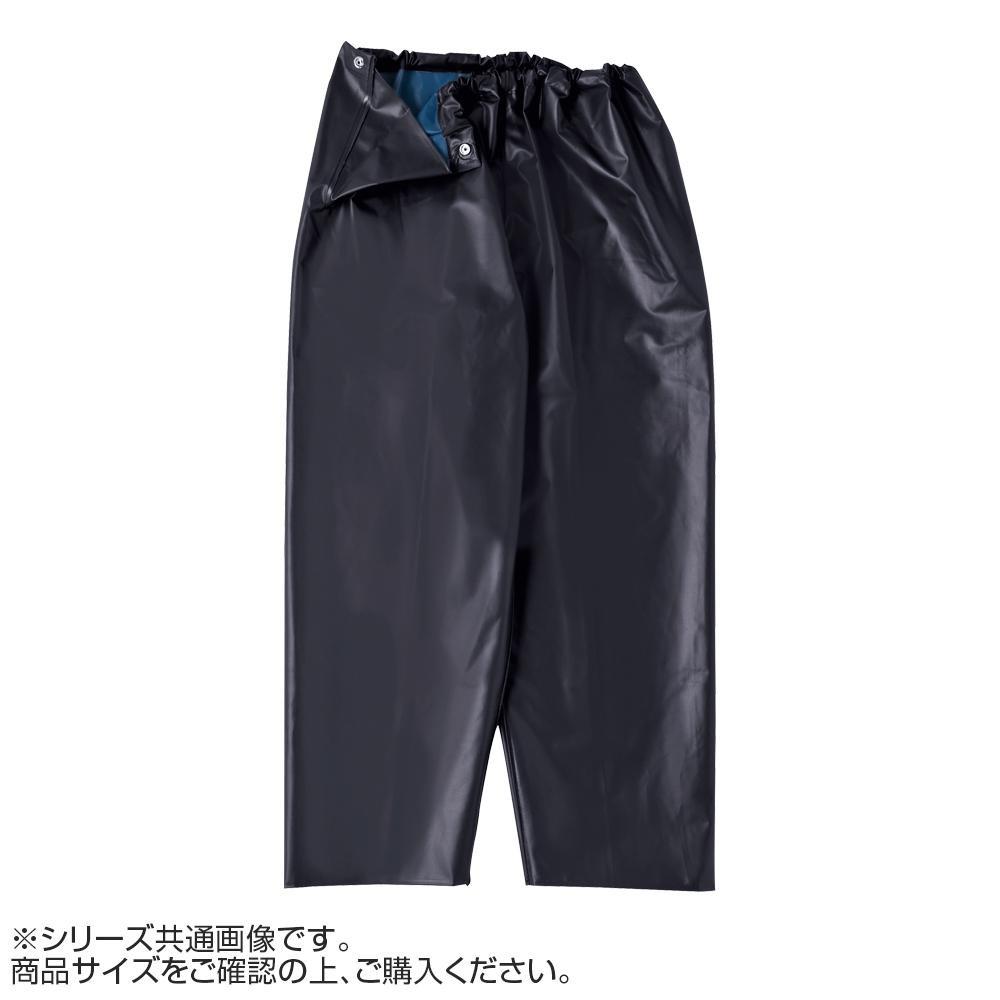 弘進ゴム ロン軽快ズボン S型 (C) 黒 L G0511AH