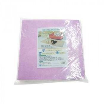 ペット用品 ディスメル タイルマット(消臭マット) 50枚組 45×45cm ピンク OK956