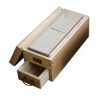 星野工業 白木鰹節削り箱