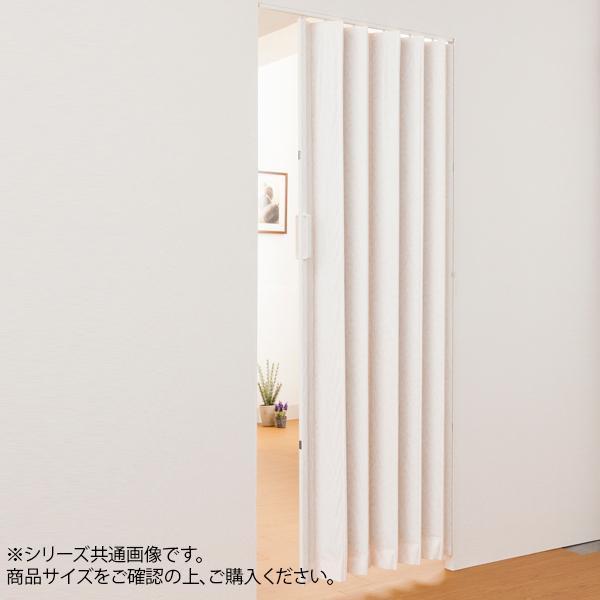単式アコーデオンドア SJ2 幅100×高さ190 ファンデ【代引・同梱・ラッピング不可】