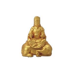 高岡銅器 銅製置物 守護普賢菩薩像 45-01