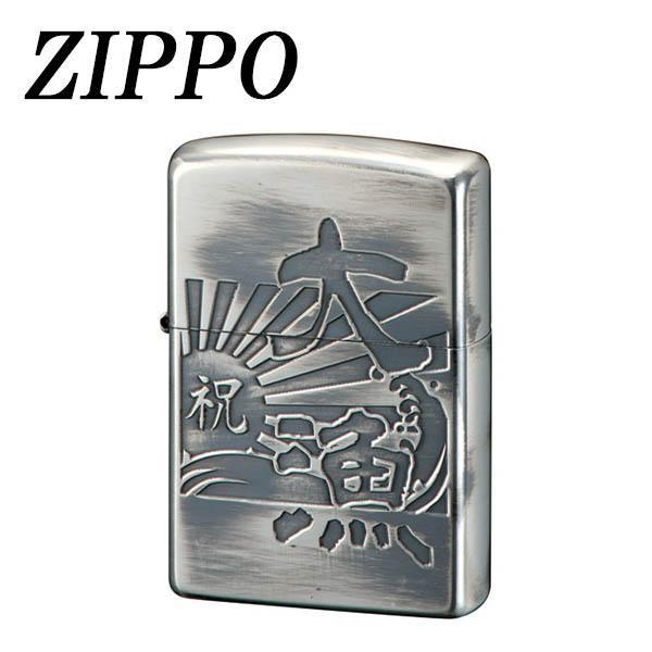 ZIPPO 漢字 大漁