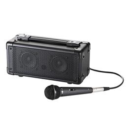 サンワサプライ マイク付き拡声器スピーカー MM-SPAMP 【AS】送料込みで販売!