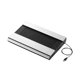 エレコム ノートPC用クーラー(高耐久性×極冷) SX-CL23LBK 【AS】送料込みで販売!
