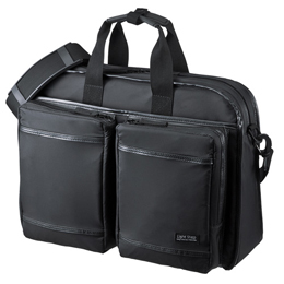 サンワサプライ 超撥水・軽量PCバッグ(3WAYタイプ) BAG-LW10BK 【AS】送料込みで販売!