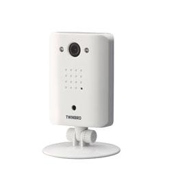 ツインバード ワイヤレス・ルームカメラ ホワイト VC-AF50W 【AS】送料込みで販売!