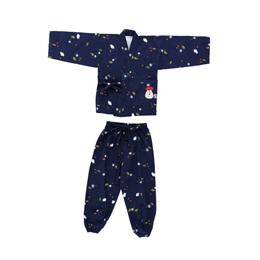 丸眞 となりのトトロ「風音」 作務衣(子供用) 1125003300 【AS】送料込みで販売!