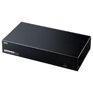 サンワサプライ AVエクステンダー(送信機・4分配) VGA-EXAVL4 送料無料!