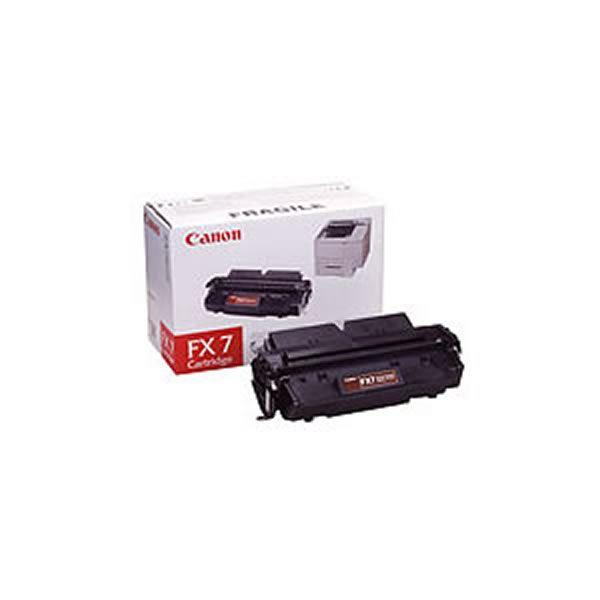 【純正品】 Canon キャノン インクカートリッジ/トナーカートリッジ 【FX-7】 送料無料!