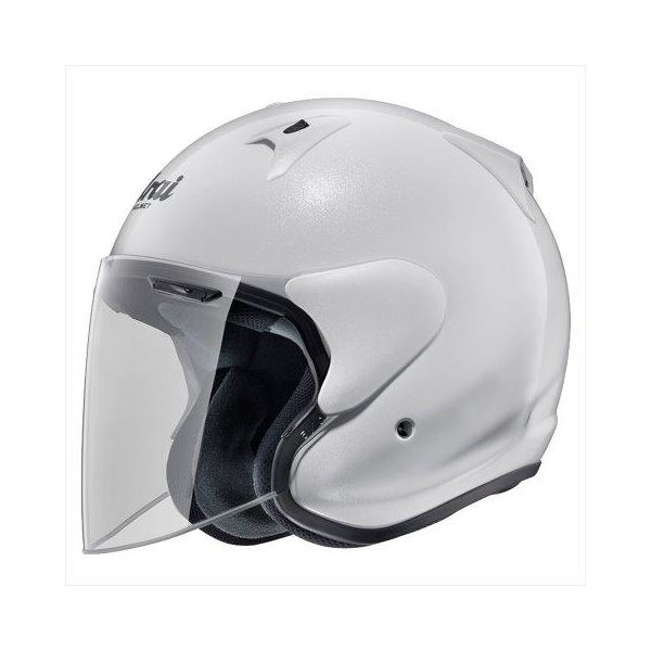 アライ(ARAI) ジェットヘルメット SZ-G グラスホワイト XL 61-62cm 送料無料!
