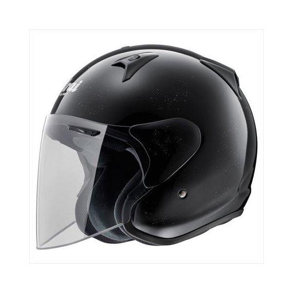 アライ(ARAI) ジェットヘルメット SZ-G グラスブラック M 57-58cm 送料無料!