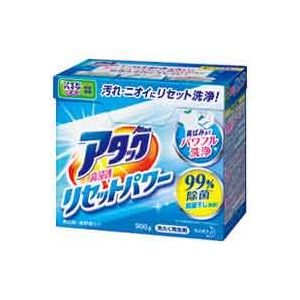(業務用30セット)花王 アタック高浸透リセットパワー900g 送料無料!
