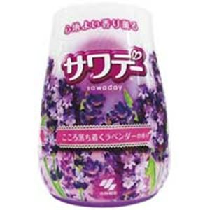 (業務用40セット)小林製薬 香り薫るサワデー本体 ラベンダーの香り 送料込!