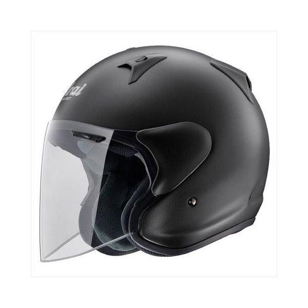 アライ(ARAI) ジェットヘルメット SZ-G フラットブラック L 59-60cm 送料無料!