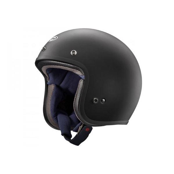 アライ(ARAI) ジェットヘルメット CLASSIC MOD ラバーブラック 61-62cm XL 送料無料!