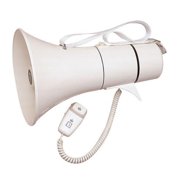 TOEI LIGHT(トーエイライト) 拡声器ハンドマイク TM205 B3439 送料無料!