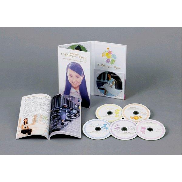 Always Agnes ~アグネス・チャン・ワーナー・イヤーズ・コレクション 1972-1978~ CD5枚 送料無料!