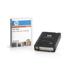 HP RDX 500GB リムーバブルディスクバックアップカートリッジ 送料無料!