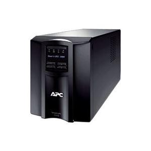 APC UPS 無停電電源装置 Smart-UPS 1000 LCD 100V タワー型 1000VA/670W SMT1000J 1台 送料無料!