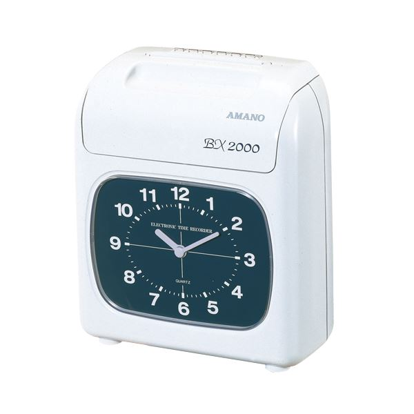 アマノ タイムレコーダー BX-2000 送料無料!