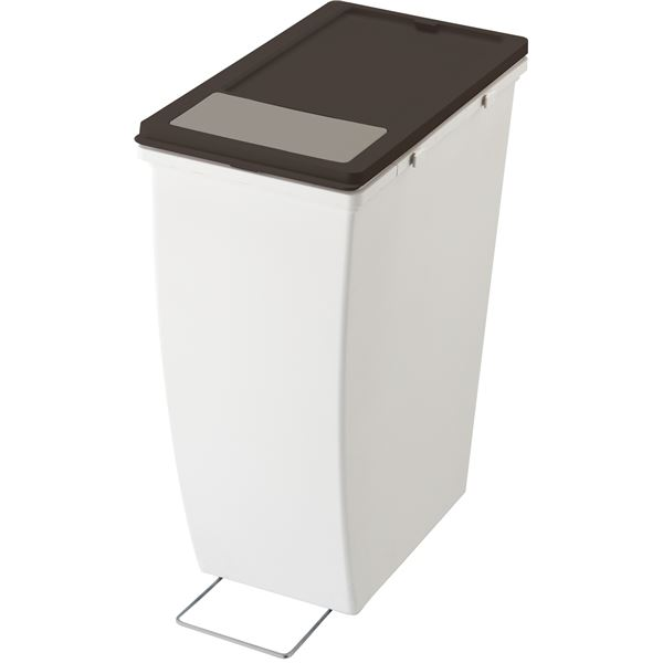 【10セット】リス ゴミ箱 HOME&HOME連結キッチンペール 20JP グレー【代引不可】 送料無料!