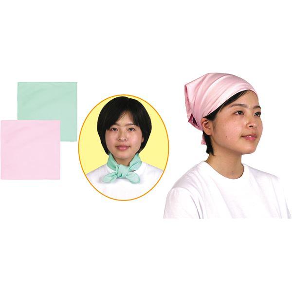 (まとめ)アーテック バンダナ 【UVカット】 500×500mm ピンク(桃) 【×30セット】 送料込!