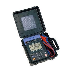 日置電機 高電圧絶縁抵抗計(250/500/1k/2.5k/5kV・5TΩ) 3455【代引不可】 送料無料!