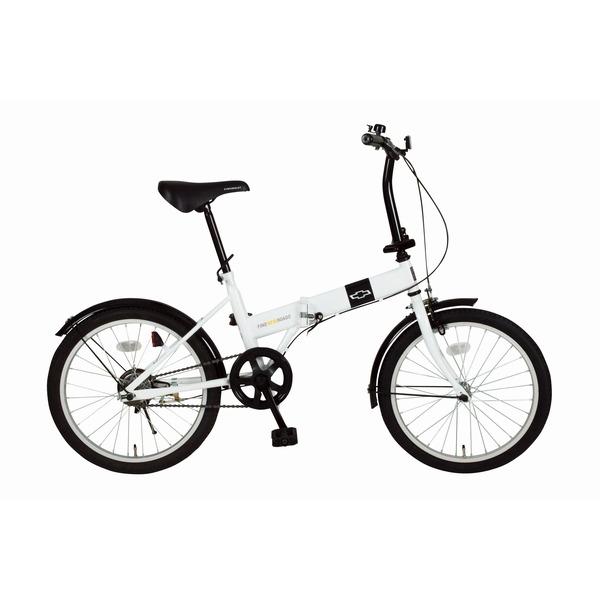 折畳み自転車 CHEVROLET FDB20R MG-CV20R【代引不可】 送料込!