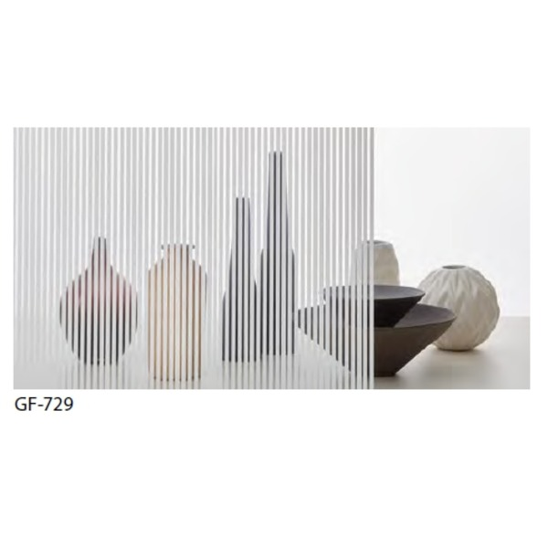 ストライプ 飛散防止 ガラスフィルム サンゲツ GF-729 92cm巾 9m巻 送料込!