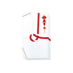 (業務用100セット) ながとや 大阪折 キ-991 赤白7本字なし 5枚入 送料込!