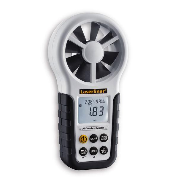 風速計 環境測定器 ウマレックス 大型65mmべーン一体型 【日本正規品】 エアーフローテストマスター 送料無料!