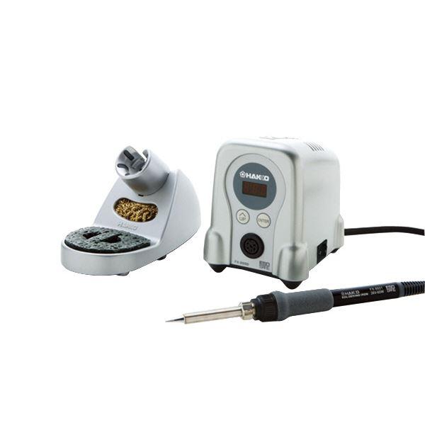白光 FX888D-01SV 小型温調式はんだこて(シルバー) 送料無料!