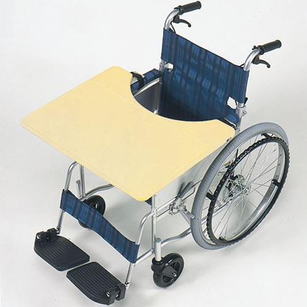 日進医療器 車いす用テーブル 車イス用テーブル これべんり 軽量タイプ TY070L 送料無料!