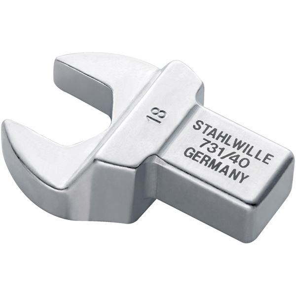 STAHLWILLE(スタビレー) 731/40-32 トルクレンチ差替ヘッド(スパナ)(58214032) 送料無料!