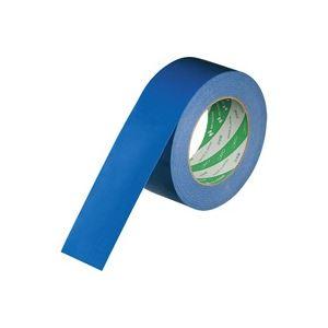 (業務用100セット) ニチバン ハイクラフトテープ 320WC-50 50mm×50m 青 送料込!