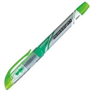 (業務用50セット) ジョインテックス 蛍光マーカー直液式 緑10本 H026J-GN-10 送料込!
