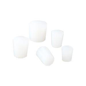 (まとめ)シリコンゴム栓 No.13 (10個組)【×3セット】 送料無料!