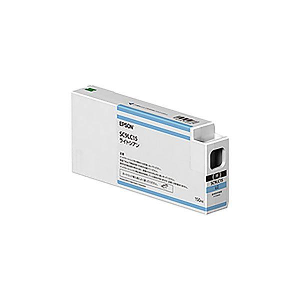 (業務用3セット) 【純正品】 EPSON エプソン インクカートリッジ 【SC9LC15 ライトシアン】 送料無料!