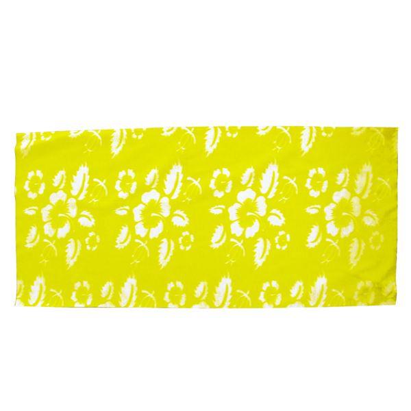 (まとめ)アーテック パイプバンダナ(伸びるバンダナ) 筒状 ポリエステル100% 蛍光イエロー(黄) 【×30セット】 送料込!