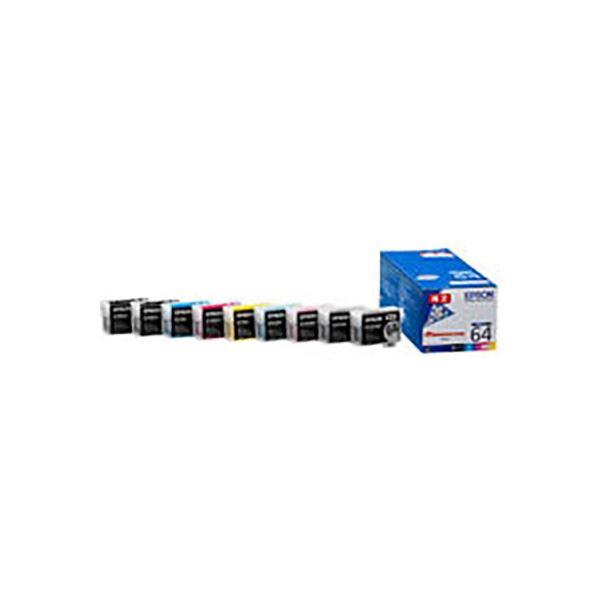 エプソン インクトナーカートリッジ 9色セット 業務用3セット 純正品 インクカートリッジ 信用 9色パック 送料無料 海外 EPSON IC9CL64