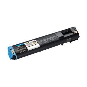 エプソン LP-S5300/M5300用 トナーカートリッジ/シアン/Mサイズ(6200ページ) LPC3T21C 送料無料!