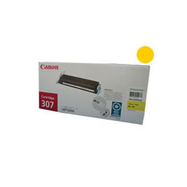 (業務用3セット) 【純正品】 Canon キャノン トナーカートリッジ 【307 Y イエロー】 送料無料!