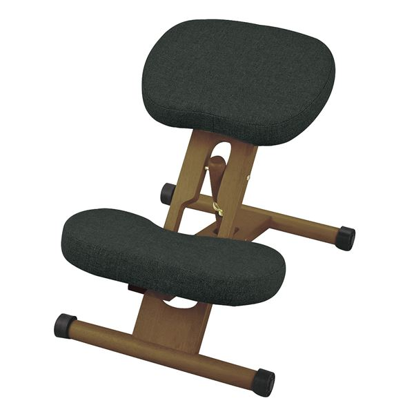 vie up proportion chair posture correction chair wood natural
