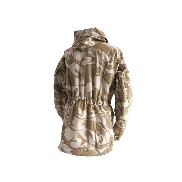 イギリス軍 放出 デザートDP Mコマンドスモック JP056NN 170-88サイズ 【 デットストック 】 【 未使用 】 送料無料!