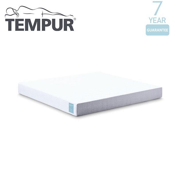マイクロテック20 セミダブル マットレス TEMPUR (テンピュール) 7年保証 かため 厚さ20cm【代引不可】 送料込!