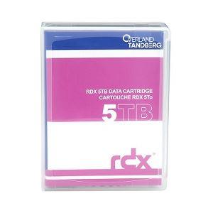 Tandberg Data RDX 5TB カートリッジ 送料無料!