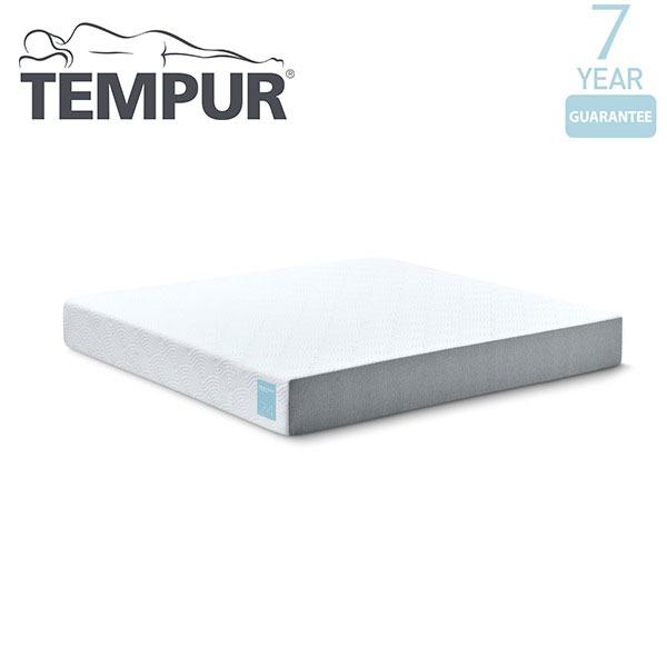 マイクロテック24 ダブル マットレス TEMPUR (テンピュール) 7年保証 やわらかめ 厚さ24cm【代引不可】 送料込!