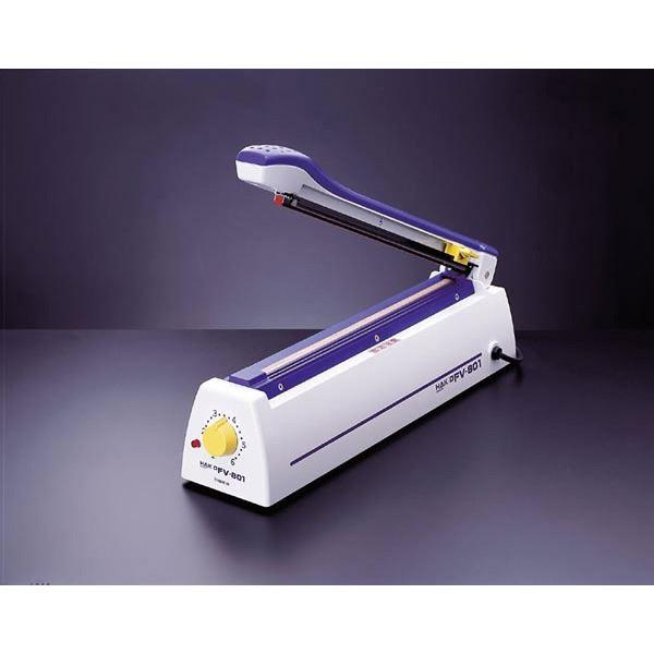 白光 FV801-01 卓上シーラー 溶着・溶断用 送料無料!
