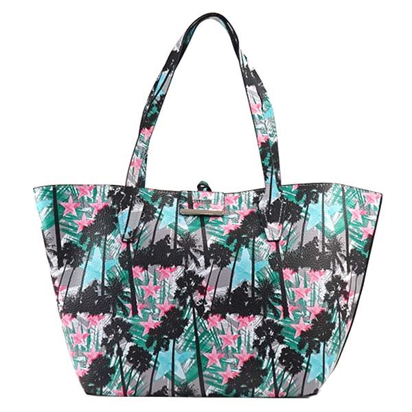 Guess(ゲス) トートバッグ PP642236 PSI PALM/SILVER 送料無料!